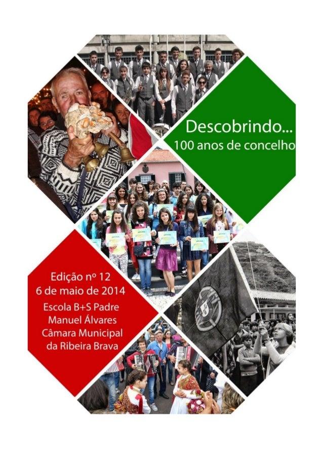 Revista Descobrindo, Edição n.º 12 2