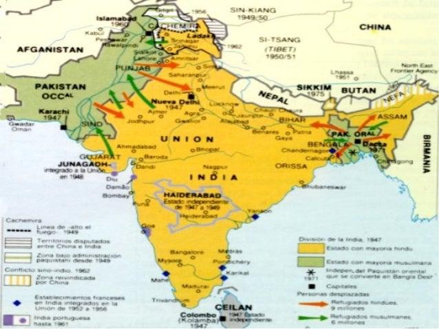 3. INDOCHINA: En la II Guerra Mundial los japoneses ocuparon Indochina. Cuando estos se retiraron en la parte norte de Vie...