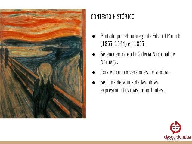 ● La obra tiene un formato vertical. ● Existe un paisaje abstracto de fondo con colores cálidos en la parte superior con t...