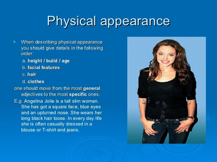 physical assets of a person