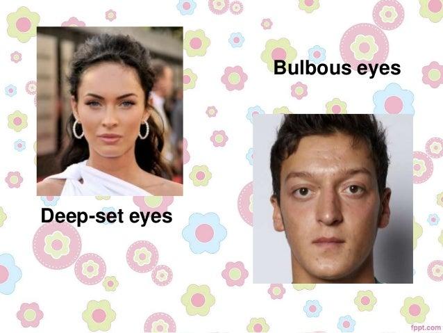 eyes Deep set asian