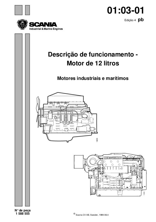 motor scania dc 12 rh pt slideshare net manual do motor scania d11 manual de montaje motor scania 124