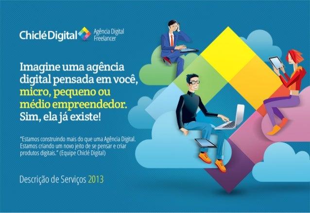 Agência Digital Freelancer para Micro, Pequenos e Médios Empreendedores