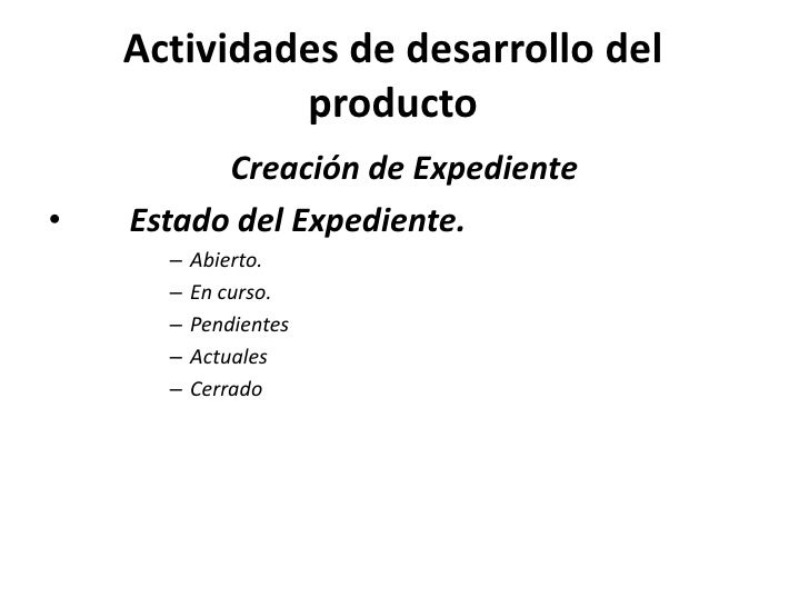 Descripci n del producto - Descripcion del producto ...