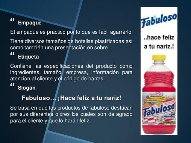 Descripci n de productos - Descripcion del producto ...