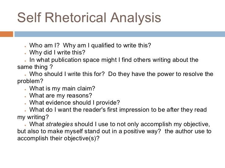 rhetorical study meaning