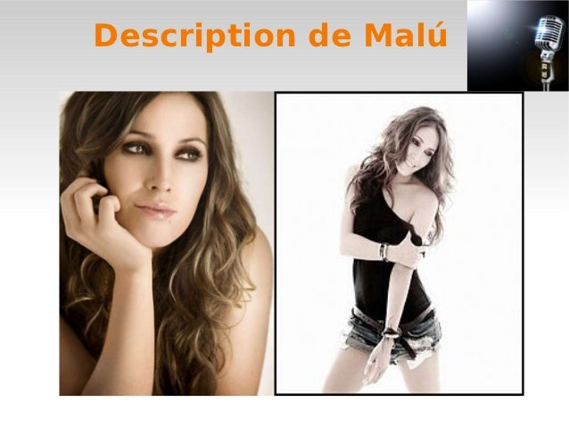 Description de Malú