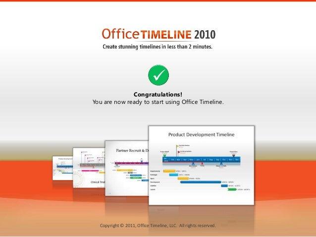 office timline