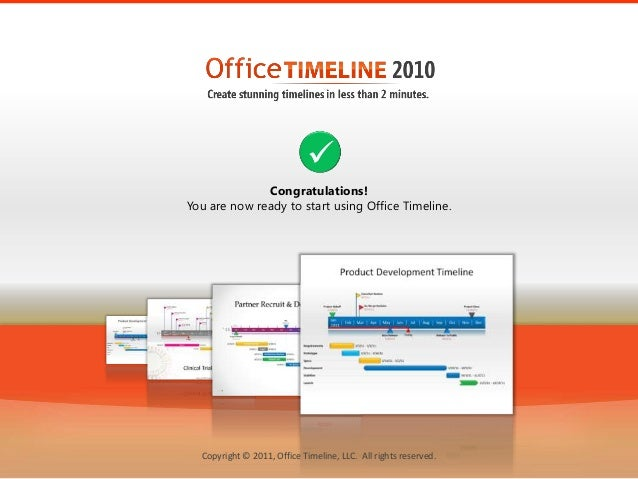 office timline