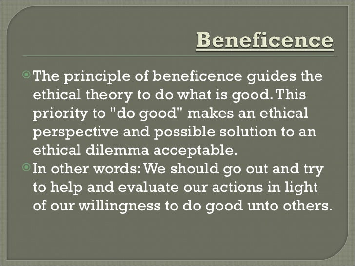 theories and principles