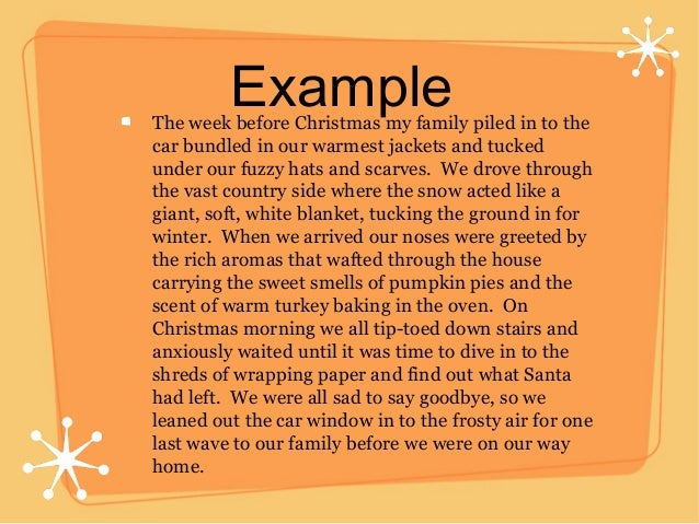 christmas essay introductions How do i write an interesting introduction return to student resources great question writing a brilliant introduction during the initial stages of your writing process is very challenging, in part because you are usually not sure of what your paper is going to end up saying.