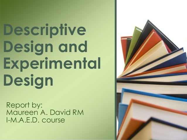descriptive analysis in research methodology Descriptive vs analytical approach to its logic is based on the statistics of the research analysis so, the descriptive research can the research method.