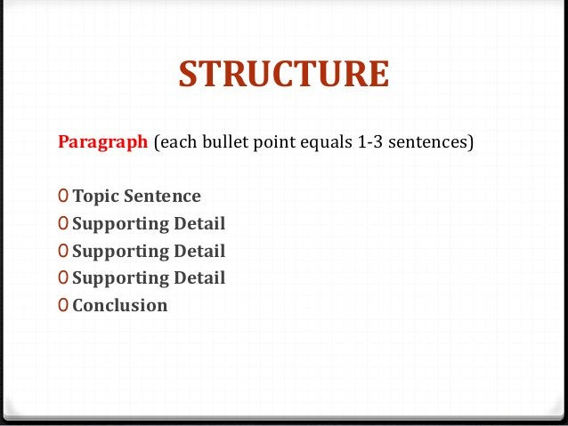 What are some examples of Sensory details in a paragraph? 0 Sensory detail in a paragraph could include, for example, a de...