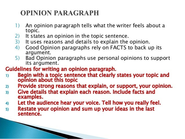 fact and opinion paragraph Mix - writing an opinion paragraph youtube writing a series of paragraphs to express an opinion - duration: 6:06 heart lake literacy 13,922 views 6:06 writing a simple opinion paragraph - duration: 7:33 andrew blyth 3,844 views 7:33.