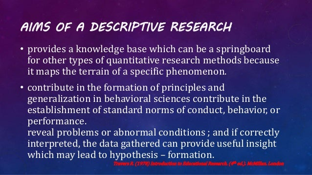 what differentiates correlational research from other types of research Quantitative research methods no other type of research has manipulation of the correlational research can be understood to include both of the two.