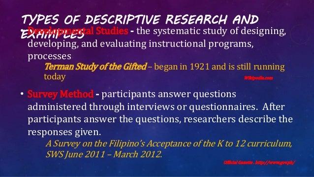Descriptive Research Paper Pdf - image 4