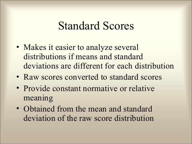 Descriptivestatistics