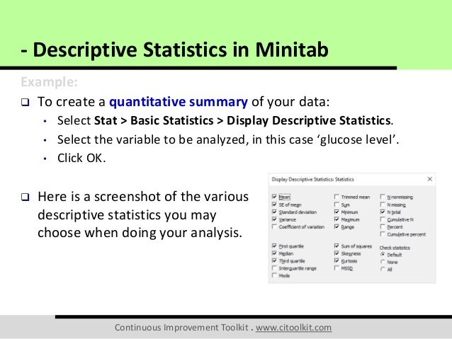 Example table of descriptive statistics of career paths | download.