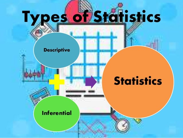 descriptive statistics and use of excel