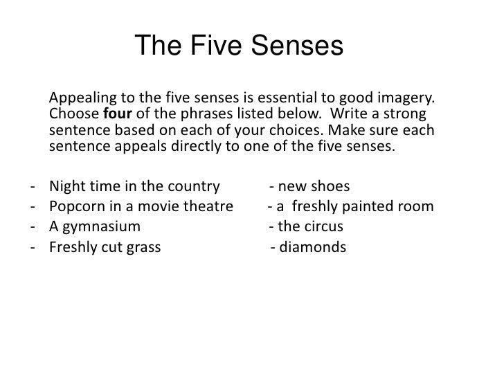 Descriptive Writing Intro