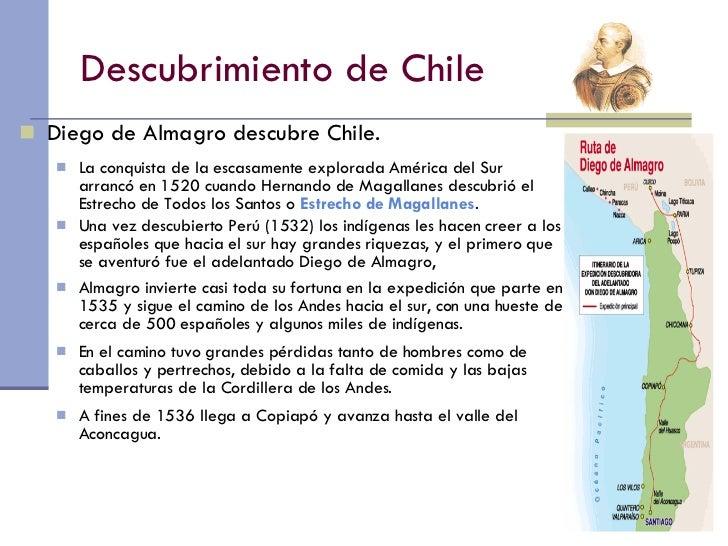 Descubrimiento y Conquista de Chile: Hitos Principales