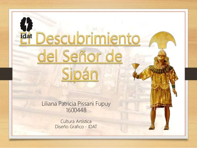 Liliana Patricia Pissani Fupuy 1600448 Cultura Artística Diseño Grafico - IDAT