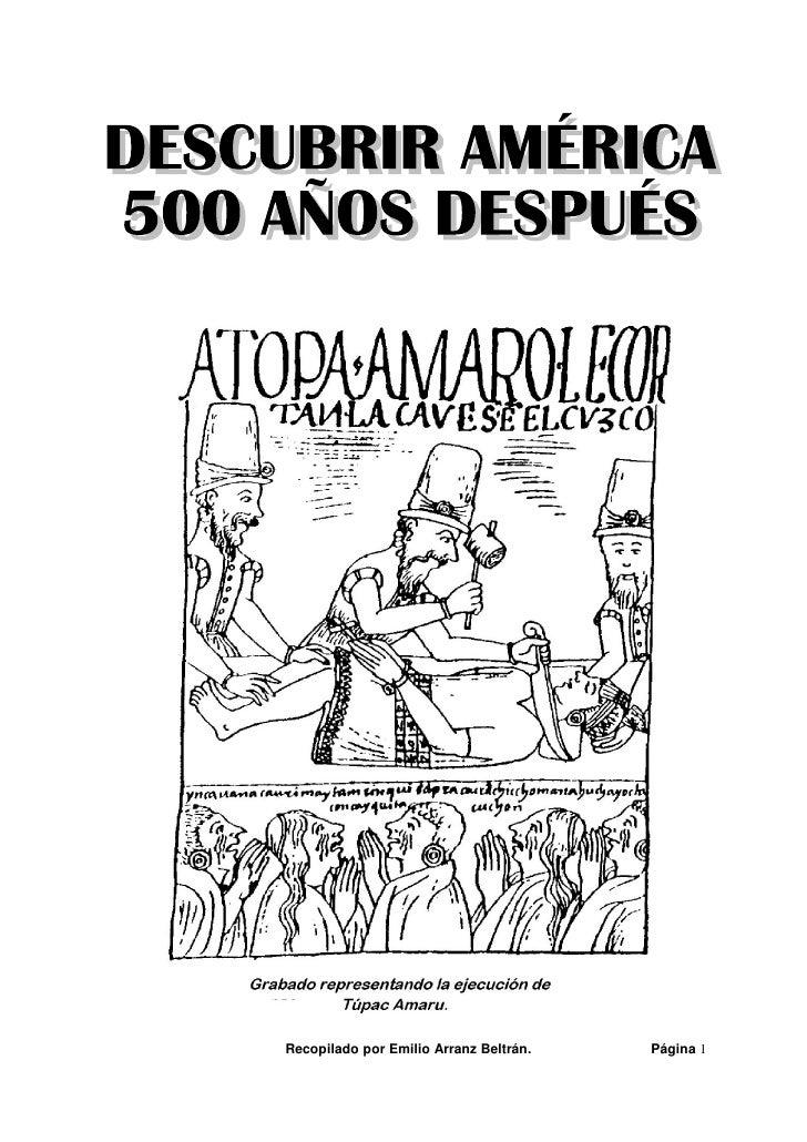 Recopilado por Emilio Arranz Beltrán.   Página 1