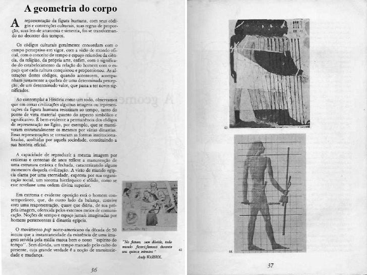 Desenho figura humana