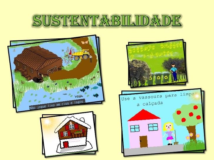 Sustentabilidade<br />