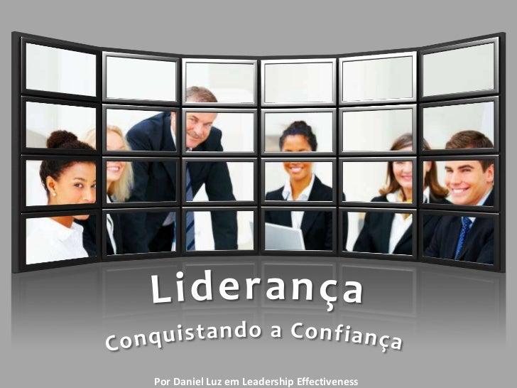Por Daniel Luz em Leadership Effectiveness