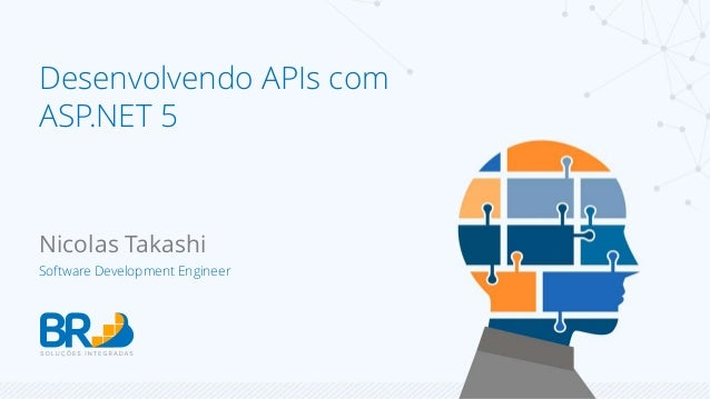 Nicolas Takashi Software Development Engineer Desenvolvendo APIs com ASP.NET 5
