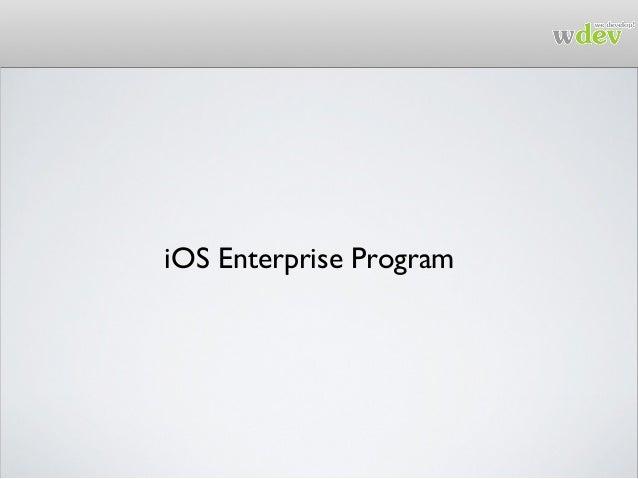 Desenvolvendos Apps para iPad - TDC 2010