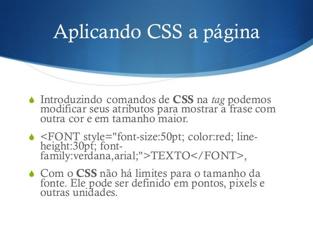Local css style