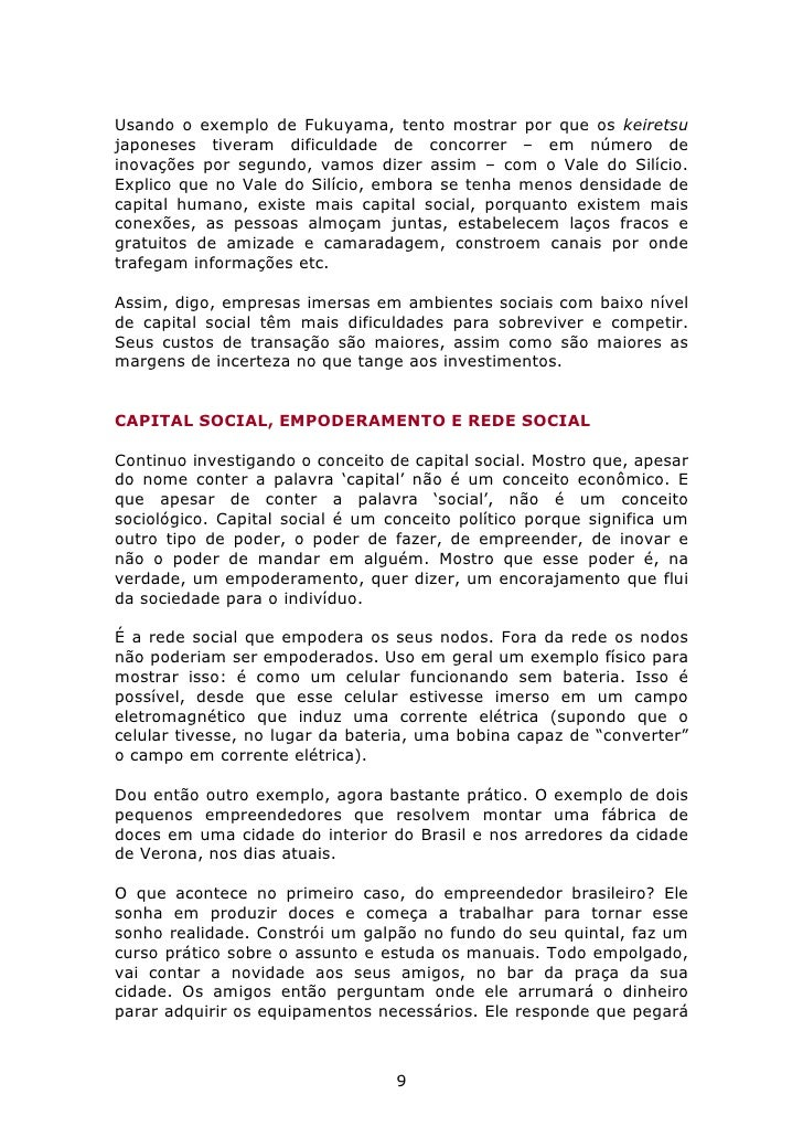 social capital in america A summary of social capital in 's political culture and public opinion learn exactly what happened in this chapter, scene, or section of political culture and public.