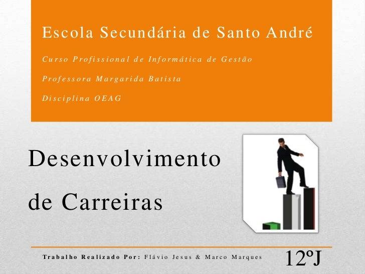 Escola Secundária de Santo André Curso Profissional de Informática de Gestão Professora Margarida Batista Disciplina OEAGD...