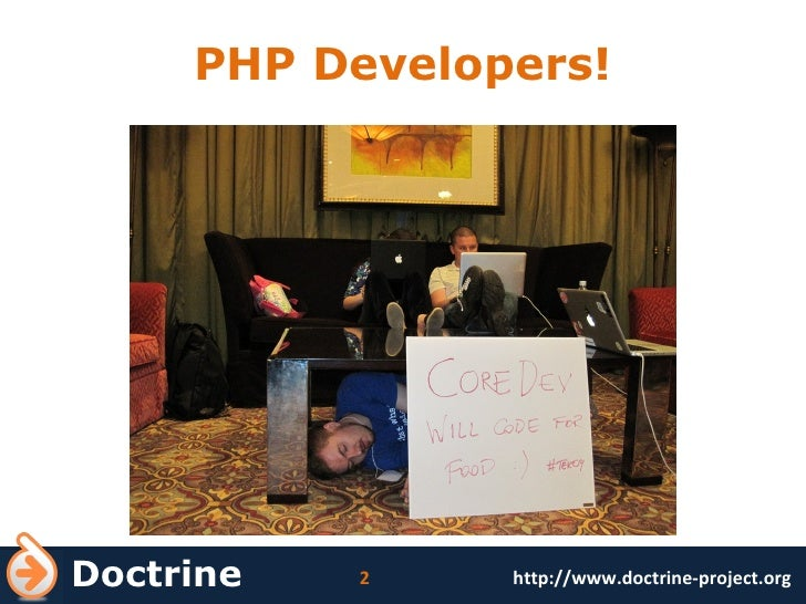PHP Developers!