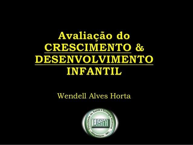 Wendell Alves Horta