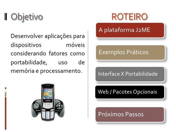 JavaME - Aula 2 Slide 2