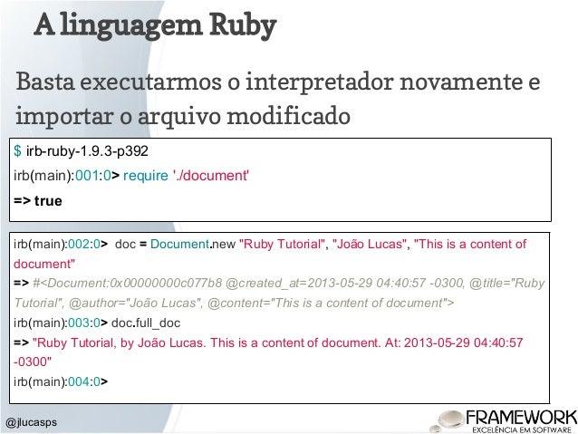 Desenvolvimento Web Com Ruby On Rails Parte 1