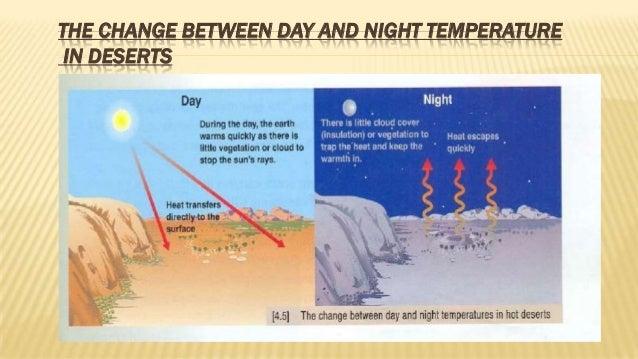 Desert, types of desert, land forms, dunes and types of dunes