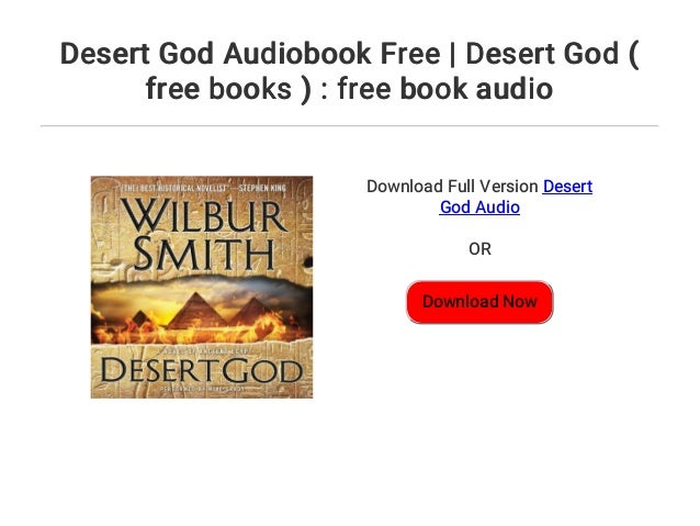 Ebook free smith download god wilbur desert
