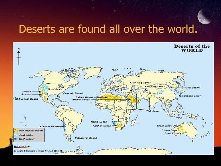 Desert Habitat - All deserts