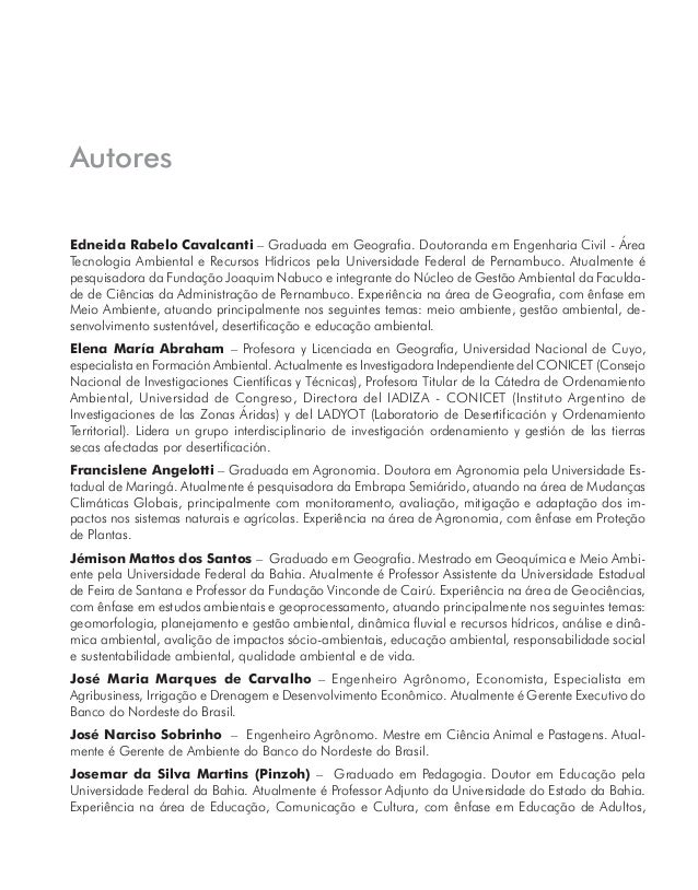 Foto 1 – Área degradada, Coxixola, PB, 2008. Remanescente da caatinga em risco de degradação pelo avanço do processo de de...