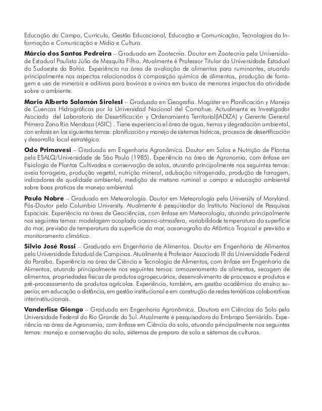 Sumário Módulo Políticas públicas Mudanças Climáticas e desertificação: os desafios para o Estado Brasileiro Introdução --...