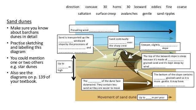 Desert Landforms Diagram Free Car Wiring Diagrams
