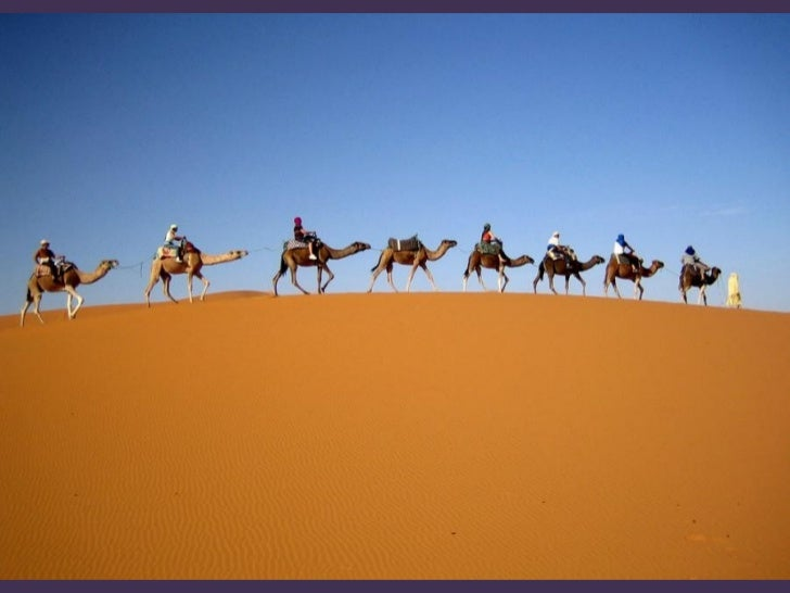 Desert magique Slide 2