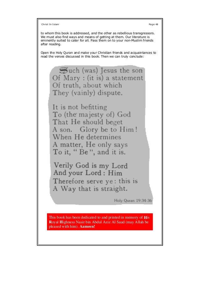 book Desert storm has it ended christ in islam ahmed dedat pdf