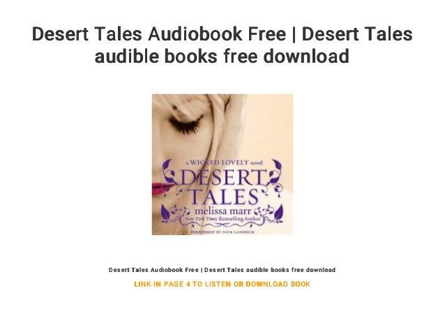 Desert Tales Audiobook Free   Desert Tales audible books