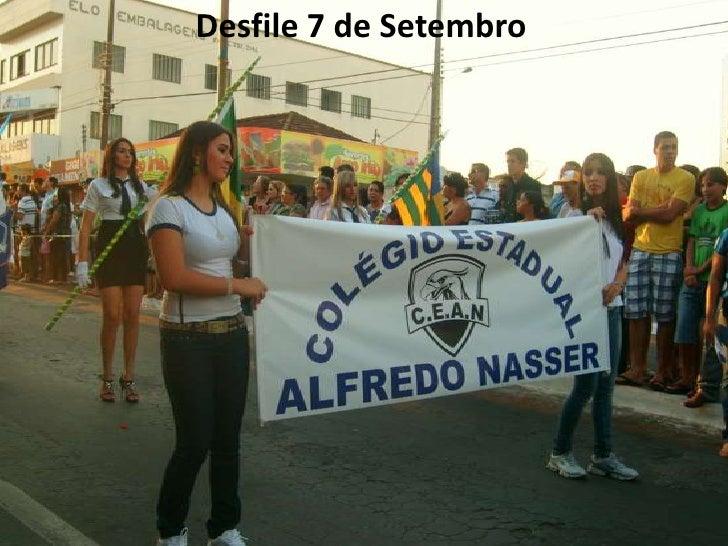 Desfile 7 de Setembro<br />