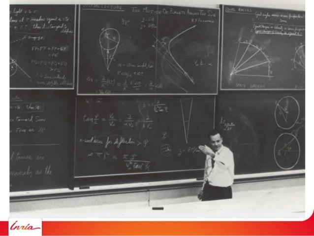 La physique: un langage pour parler - du temps - de la matière